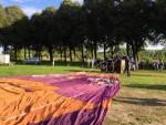 Adembenemende ballonvaart vanaf startlocatie 's-hertogenbosch op zondag 9 september 2018