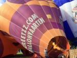 Fascinerende ballon vaart gestart in 's-hertogenbosch op zondag 9 september 2018