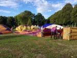 Exceptionele ballonvlucht regio 's-hertogenbosch op zondag 9 september 2018