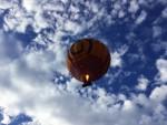 Grandioze ballonvlucht over de regio Tilburg op zondag 9 september 2018